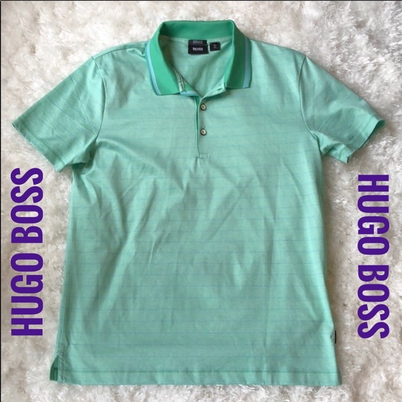 44b5aec1a Hugo Boss Other - Hugo Boss Polo Tee - Mercerised Cotton